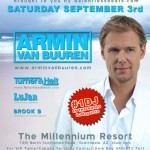 ARMIN VAN BUUREN LIVE AT RELENTLESS BEACH - MILLENNIUM RESORT