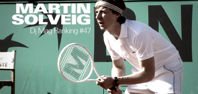 Martin Solveig Chats with Spinner