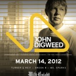 John Digweed @ Giant Wednesday / Wednesday, March 14, 2012