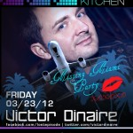 Victor Dinaire @ Missing Miami - Sound Kitchen - Friday, March 23, 2012