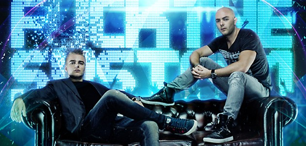 Showtek FTS Tour - El Paso - Friday, June 22, 2012