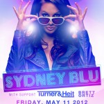 Sydney Blu @ Sound Kitchen - Friday, May 11, 2012