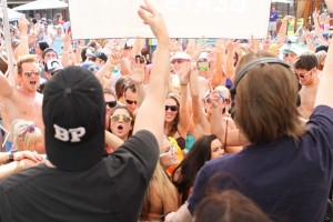 Bingo Players @ Relentless Beach Pool Party - Photo by Tavits Photography