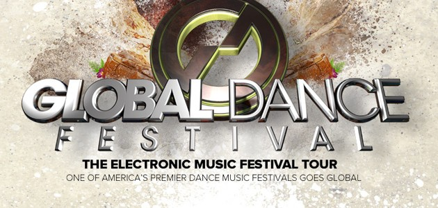 Global Dance Festival 2012