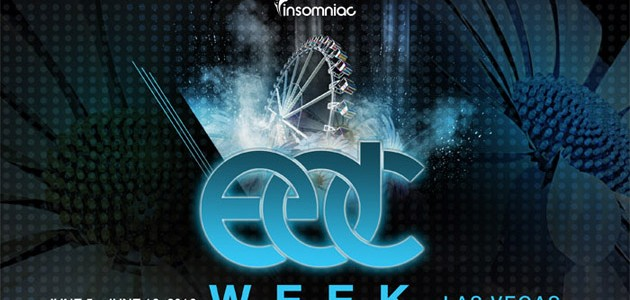 Insomniac Announces EDC Week