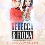 Rebecca & Fiona @ Sound Kitchen - Friday, July 13, 2012