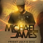 Michael James @ Sound Kitchen / Wild Knight - Friday, July 6, 2012