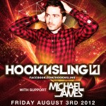 Hook N Sling @ Sound Kitchen / Wild Knight - Friday, August 3, 2012