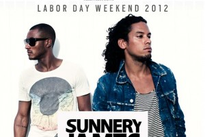 Sunnery James &amp; Ryan Marciano @ Sound Kitchen / Wild Knight -LDW 2012 - Sunday, September 2, 2012