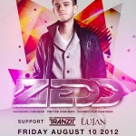 Zedd @ Sound Kitchen / Wild Knight - Friday, August 10, 2012