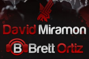 David Miramon, Brett Ortiz @ Sound Kitchen / Wild Knight - Friday, September 21, 2012