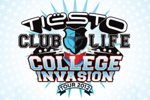 Tisto Club Life College Invasion Tour 2012 @ Ava Amphitheater - Wednesday, December 5, 2012