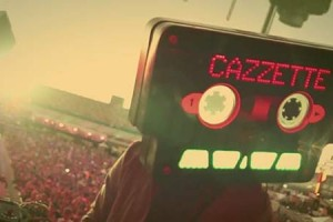 Cazzette Unveils 'Beam Me Up' Video