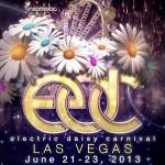 Insomniac Announces Electric Daisy Carnival 2013