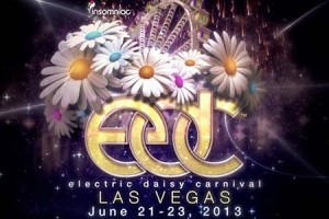 Insomniac Announces Electric Daisy Carnival 2013