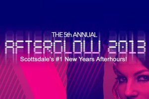 Sydney Blu @ Afterglow 2013 - Scottsdale's Biggest NYE Afterhours