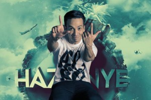 Laidback Luke @ HAZE NYE - Las Vegas - Saturday, December 29, 2012