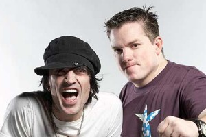 Tommy Lee & DJ Aero