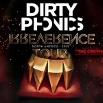 Dirtyphonics Announces Irreverence Album Tour