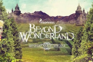 Insomniac Announces Beyond Wonderland 2013 Date