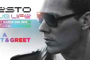 Win a Tiesto Meet and Greet Before the Staples Center Concert