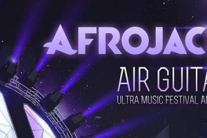 Afrojack Launches &quot;Air Guitar&quot; Contest + UMF Anthem