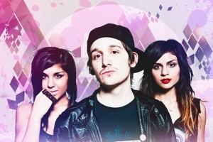Krewella @ Sound Kitchen / Wild Knight - Friday, April 19, 2013