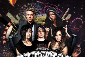 Midway Music Festival ft. 2 Chainz, Diplo, Krewella @ The SlaughterHouse - Friday, April 19, 2013