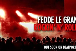 Preview - Fedde Le Grand - Rockin N Rollin