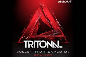"Sebjak, Ken Loi, Bluestone Remix Tritonal's ""Bullet That Saved Me"""