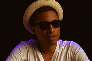 The Creators Project - Pharrell Williams on Random Access Memories