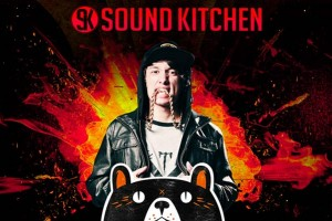 Crizzly @ Sound Kitchen / Wild Knight - Saturday, April 27, 2013