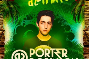 Cinco de Mayo ft. Porter Robinson @ El Santo - Sunday, May 5, 2013