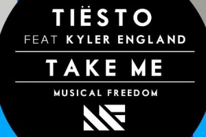 "Preview: Tiësto Feat. Kyler England ""Take Me"""