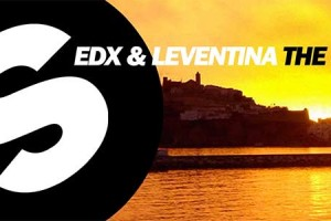 "EDX and Leventina Let ""The Sun"" Shine Through June 14 on Spinnin Records"