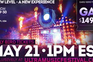 Early Bird Gets The Ultra Worm: UMF 2014 Tickets On Sale May 21