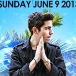 Felix Cartal @ Relentless Beach / El Santo - Sunday, June 9, 2013