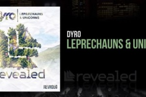 "Dyro Track ""Leprechauns & Unicorns"" Featured as Soundtrack to Hardwell Bus Tour"