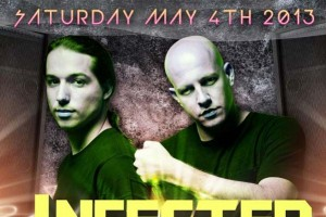 Infected Mushroom @ DEVIATE - Saturday, May 4, 2013