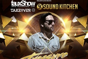 Faux Show Takeover ft Treasure Fingers @ Sound Kitchen / Wild Knight - Friday, May 10, 2013
