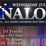 Wild Knight Presents Analog - Wednesday, July 3, 2013