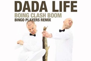 "Bingo Players' ""Boing Clash Boom"" Remix Out Now on So Much Dada"