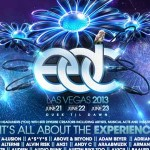 EDC Vegas 2013 Lineup