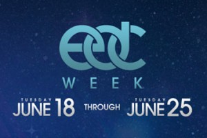 EDC Week 2013 Roundup - June 19-21
