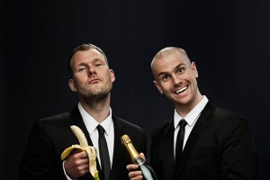 Dada Life @ Relentless Beach Night Swim - Friday, September 13, 2013