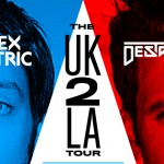 Alex Metric and Destructo @ Monarch Theatre - Wednesday, January 29, 2014