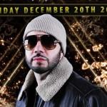 Green Lantern @ Foul Play Fridays / Bar Smith - Friday, December 20, 2014
