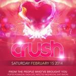 Crush Music Festival 2014