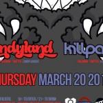 KillerFro Tour @ UK Thursdays / Monarch Theatre - Thursday, March 20, 2014