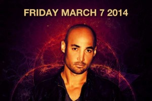 Michael Woods @ INTL - Friday, March 7, 2014